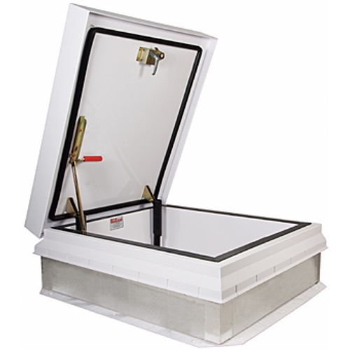 Bilco E 50tb 36 In X 36 In Thermally Broken Roof Hatch