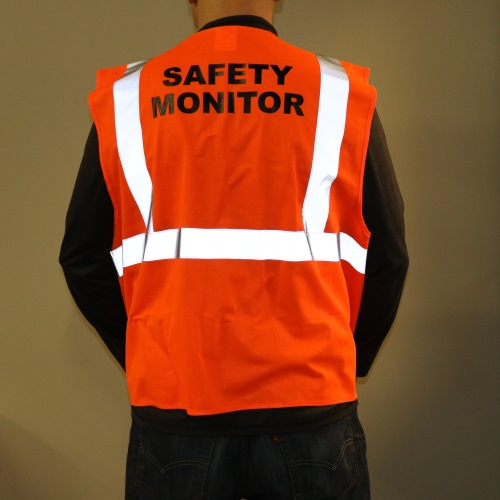 Use The Safety Monitor System To Prevent Injuries Big