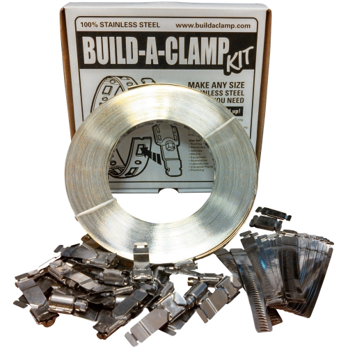 Build A Clamp 100 Ft Kit