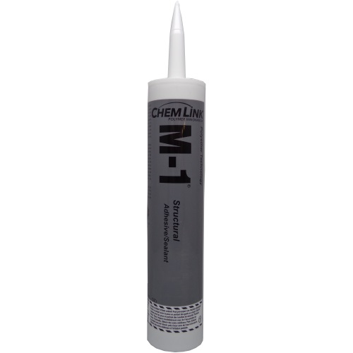 ChemLink M-1 Structural Adhesive Sealant, 10.1 oz. Cartridge