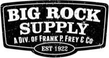 Big Rock Supply - Est. 1922