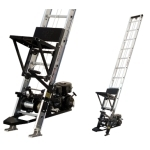 Ladder Platform Hoists