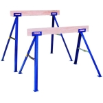 Sawhorses + Work Tables