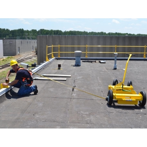 AES Raptor Stinger Mobile Fall Protection Unit - AES-SMC-000-16