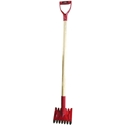 Prime Ripper Red 46 inch D-Handle Shingle Tear Off