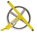 Roof Zone 12 in. Hoisting Wheel With Hook - TDE-13801