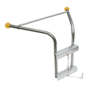 RoofZone 48589 Ladder Buddy Ladder Stabilizer ladder stabilizer, ladder safety, ladder buddy, roof zone, roofzone