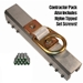 Standing Seam Roof Anchor 1, 8 pc. Contractor Pk - FPD-SSRA1-8
