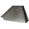 U.S. Aluminum 5SF4 Shur Flo 5 in Gutter Protection 4 ft Mill Finish