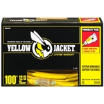 Coleman Cable 100 ft. 12/3 Yellow Jacket Power Cord