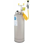 Bradley S19-788 Portable 15 Gallon tank W/ Eyewash and Drench Hose