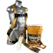Guardian 00815 Bucket of Safe-Tie Roofing Kit w/Upgraded Harness - GUA-00815-2