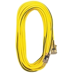 Voltec 100Ft. 10/3 SJTW Extension Cord w/ Lighted Ends