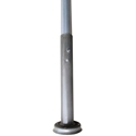 Aluminum Handle, 6 Ft. w/ Bell Adapter