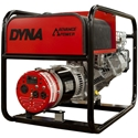 Winco DYNA DL6000H 6000W Generator w/ 2-Wheel Dolly Kit