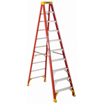Werner 6210 Step Ladder, 10 ft. - Fiberglass