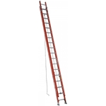 Werner D6236-2 Fiberglass Extension Ladder, D-Rung - 36 ft.