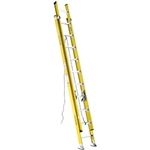 Werner D7120-2, 20 Ft. Type IAA Fiberglass Extension Ladder