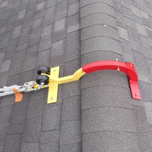 The Ridgepro Roof Peak Anchor