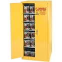 Eagle YPI-47 Paints and Inks Safety Cabinet, Yellow
