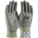 PIP 19-D320 G-Tek 3GX w Gray Dyneema Diamond/Poly Shell, PU Coating, EN4