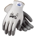 PIP 19-D330 G-Tek 3GX w/ White Dyneema Diamond/Spandex Shell Gray PU Coating, EN5 - 337-19-D330