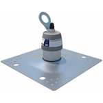 DBI-SALA Roof Top Anchor, For Standard Membrane Roofs