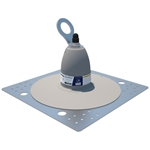DBI-SALA Roof Top Anchor, For PVC Membrane & Built-Up Roofs