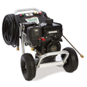 Billy Goat PW25A0V 2,500 PSI Commercial Grade Gas Pressure Washer Goat Blower F601S 6HP Subaru