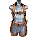 Malta Dynamics B2100 Warthog Maxx Construction Harness, TB Legs & Belts (S-M-L)