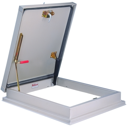 Bilco Access Doors : Bilco s vm in steel versamount access hatch