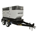 Winco DX90 Winpower Mobile Diesel, 90,000W