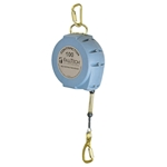FallTech 7276100 100 ft. Galvanized Cable Self Retracting Lifeline SRL