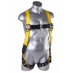 Guardian SurfaceTech Barrier Web Seraph Consturction Harness w/TB Legs & Side D-Rings (M-L)