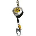 Guardian 10910 20 ft. 3/16 in. Galvanized Cable SRL guardian daytona big block self retracting lifeline 65 foot