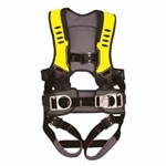 Guardian 193161 Yellow/Black Construction Edge Series Harness M-XL
