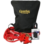 Guardian 30812 Big Boss Horizontal Lifeline Kit