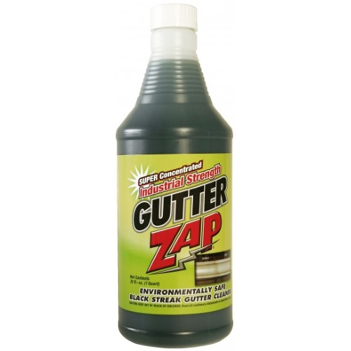 Industrial Strength Super Concentrate Gutter Zap 1 Quart