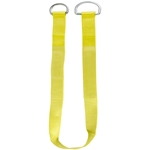 Guardian 01625 6 ft. Cross Arm Strap w/Large and Small D-Rings Anchorage Connector
