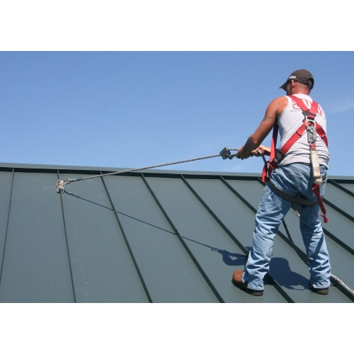 Standing Seam Roof Anchor 1