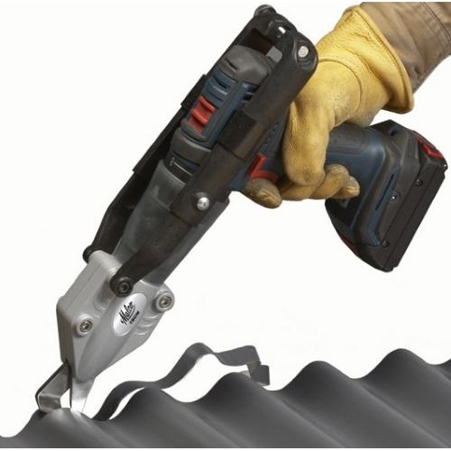Malco Tscm Corrugated Metal Turboshear Drill Attachment