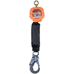 Malta Dynamics C7102 Pygmy Single SRL, Dyneema Web, 6 ft., Steel Snap Hook