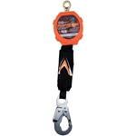 Malta Dynamics C7201 Pygmy Single SRL, Dyneema Web, 11 ft., Steel Snap Hook