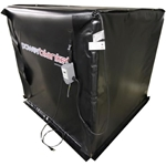Power Blanket HB64PRO-1440 Hot Box PRO Bulk Material Warmer, 64 Cu. Ft. 1,440 Watts