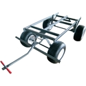 RACE 4-Wheel Cart with Air Filled Tires