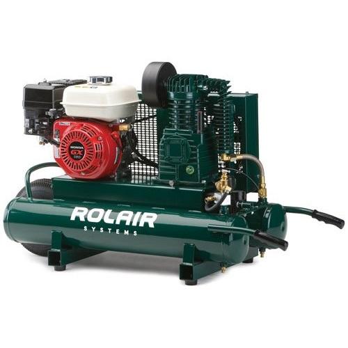 Rolair 4090hk17 5 5 Honda Engine Wheel Gassed Compressor