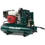 Rolair 4090HK17 5.5 HP Honda Engine Wheel Gassed Compressor