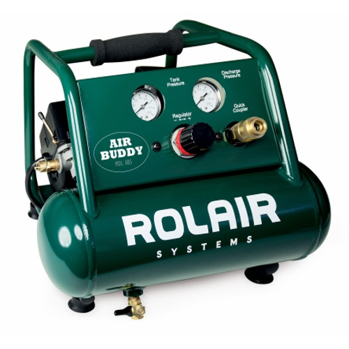 Rolair AB5, 1/2 HP, Oilless Air Compressor