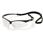 Pyramex SB6310SP PMXtreme Safety Glasses w/Cord-Clear Lens