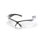 Pyramex SB6310STPLED PMXtreme Safety Glasses Clear Anti-Fog Lens-LED Temples